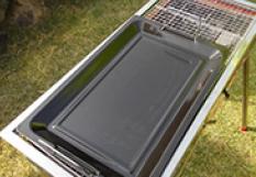 コールマン BBQ鉄板