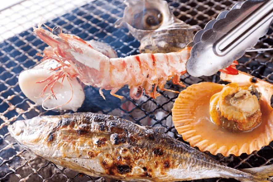 海鮮BBQ具材