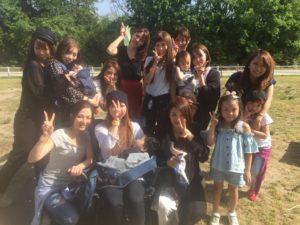 赤塚公園でオシャレにバーベキュー